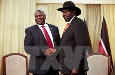 Nam Sudan: Tổng thống và phe đối lập thành lập chính phủ đoàn kết