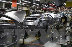 Toyota đặt mục tiêu bán 10,77 triệu xe trên toàn cầu trong năm 2020
