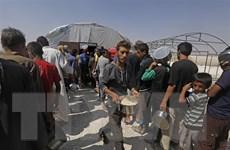 Thổ Nhĩ Kỳ kêu gọi tái định cư 1 triệu người tị nạn ở miền Bắc Syria
