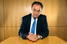 Ông Andrew Bailey làm thống đốc Ngân hàng trung ương Anh