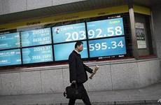 Chứng khoán trên thị trường châu Á ảm đạm phiên cuối tuần