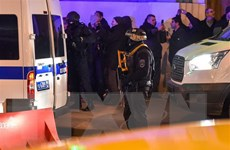 Nga công bố danh tính thủ phạm gây ra vụ xả súng tại Moskva