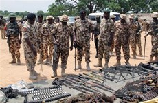 Quân đội Nigeria tiêu diệt hàng chục phần tử Boko Haram