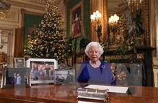 Nữ hoàng Anh nói về sự hòa hợp dân tộc trong thông điệp Giáng sinh