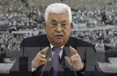 Tổng thống Palestine gửi thông điệp hòa bình trước thềm Giáng sinh