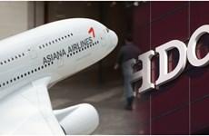 Công ty xây dựng HDC Hyndai thâu tóm hãng hàng không Asiana Airlines