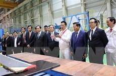 Khánh thành Nhà máy Sản xuất máy biến áp truyền tải 220-500kV