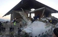Sau vụ rơi máy bay, hãng hàng không Bek Air bị đình chỉ hoạt động