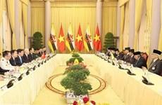 [Video] Việt Nam-Brunei: Thúc đẩy hợp tác song phương đi vào chiều sâu