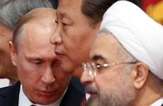 Hội tụ chiến lược ba bên Nga-Trung-Iran ngày càng tăng?