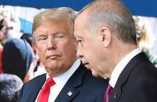 Năm 2019 - năm đầy thử thách với quan hệ Mỹ và Thổ Nhĩ Kỳ