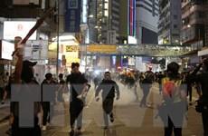 Cảnh sát Hong Kong tố cáo phe biểu tình kích động thanh thiếu niên