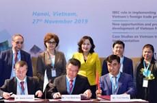 [Video] Diễn đàn IBEC - tăng cường hợp tác giữa Việt Nam và thế giới