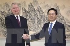 Đặc phái viên hạt nhân Hàn Quốc, Mỹ điện đàm về Triều Tiên