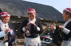 [Video] Nghề chạm bạc - nét văn hóa độc đáo của người Dao đỏ