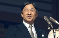 Nhật hoàng Naruhito hy vọng một năm không xảy ra thảm họa thiên tai