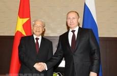 [Video] Quan hệ Việt-Nga đi vào chiều sâu, thực chất và hiệu quả