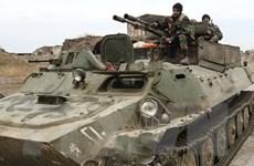 Quân đội chính phủ Syria giành lại quyền kiểm soát làng Al Tah