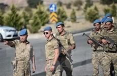 Thổ Nhĩ Kỳ sẽ cử chuyên gia và cố vấn quân sự tới Libya