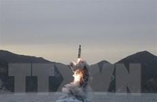 Triều Tiên lên án đài NHK thông tin sai về vụ phóng tên lửa
