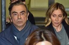 Các công tố viên Tokyo được lệnh bắt vợ cựu Chủ tịch Nissan Ghosn