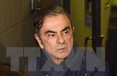 Nhật Bản tịch thu khoản tiền nộp tại ngoại 14 triệu USD của ông Ghosn