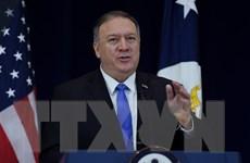 Ngoại trưởng Mỹ Mike Pompeo tham vấn về vụ tấn công tên lửa của Iran