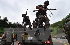 Hàn Quốc yêu cầu lực lượng đồn trú ở Trung Đông nâng cao cảnh giác