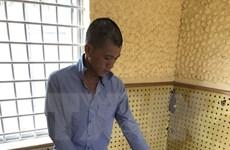 5 chiến sỹ Công an ở Tiền Giang phải điều trị phơi nhiễm HIV
