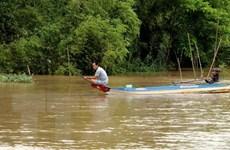 Việt Nam quan tâm theo dõi hoạt động liên quan đến nguồn nước Mekong
