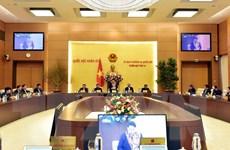 Khai mạc Phiên họp thứ 41 Ủy ban Thường vụ Quốc hội khóa XIV