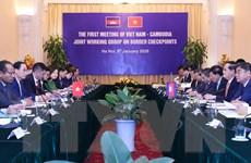 Việt Nam-Campuchia hoàn thiện các cửa khẩu đáp ứng nhu cầu người dân