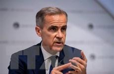 BoE có thể sớm hạ lãi suất để thúc đẩy nền kinh tế đang yếu ớt