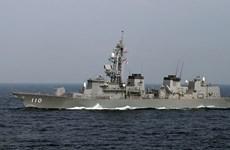Nhật Bản triển khai lực lượng phòng vệ biển tới Trung Đông