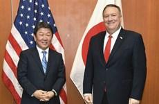 Nhật Bản và Mỹ cam kết tăng cường liên minh song phương