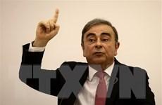 Ông Ghosn tiết lộ thông tin mới về vụ tẩu thoát khỏi Nhật Bản