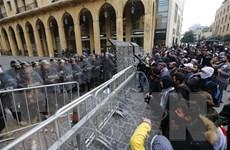 Tổng thống Liban Michel Aoun yêu cầu khôi phục bình yên tại Beirut