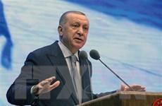 Ông Erdogan: Hợp tác với Thổ Nhĩ Kỳ là lựa chọn rõ ràng cho châu Âu