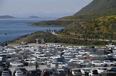 Mỹ đe dọa áp thuế ôtô 25% nếu không đạt thỏa thuận thương mại với EU