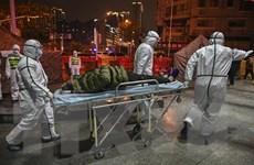 Trung Quốc: Gần 2.700 trường hợp nghi mắc viêm phổi do virus corona
