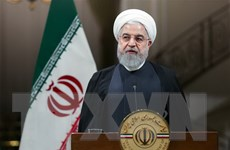 Tổng thống Iran 'chê' kế hoạch hòa bình Trung Đông của Mỹ 'kém cỏi'