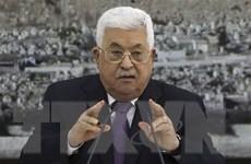 Tổng thống Palestine dọa cắt đứt quan hệ với Mỹ và Israel