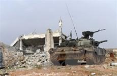Syria: Quân nổi dậy tấn công vị trí do chính phủ kiểm soát ở Aleppo