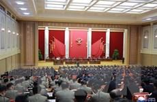 Nội các Triều Tiên họp toàn thể lần đầu tiên trong năm mới