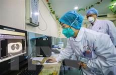 Trung Quốc đề nghị EU hỗ trợ mua sắm vật tư y tế khẩn cấp