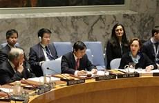 [Video] Việt Nam đảm nhận thành công cương vị Chủ tịch Hội đồng Bảo an