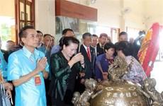 Di tích Bác Hồ - biểu tượng của tình hữu nghị Việt Nam-Thái Lan