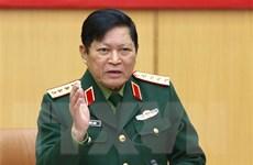 Đoàn đại biểu quân sự cấp cao Việt Nam thăm Liên bang Nga