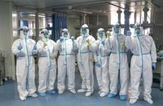 Những 'chiến sỹ áo trắng' kiên cường giữa tâm dịch corona ở Hồ Bắc