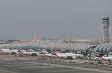 Sân bay Dubai của UAE tiếp tục đứng đầu thế giới về số khách quốc tế